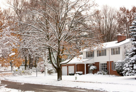 Taking Care of Your Home in the Winter